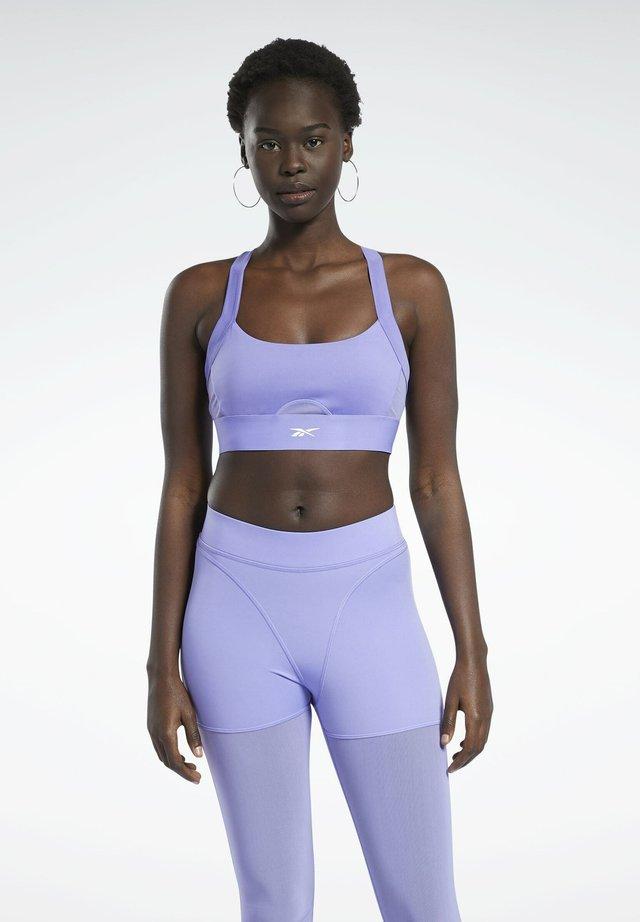 CARDI B  - Sport-BH med lätt stöd - purple