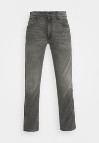 Wrangler - LARSTON - Slim fit jeans - silver smooth - 4