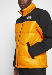 The North Face - HIMALAYAN INSULATED JACKET - Veste d'hiver - summit gold/black - 3