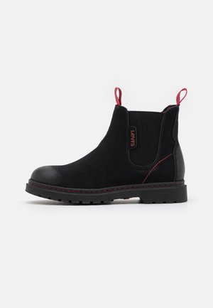 OHIO UNISEX - Kotníkové boty - black