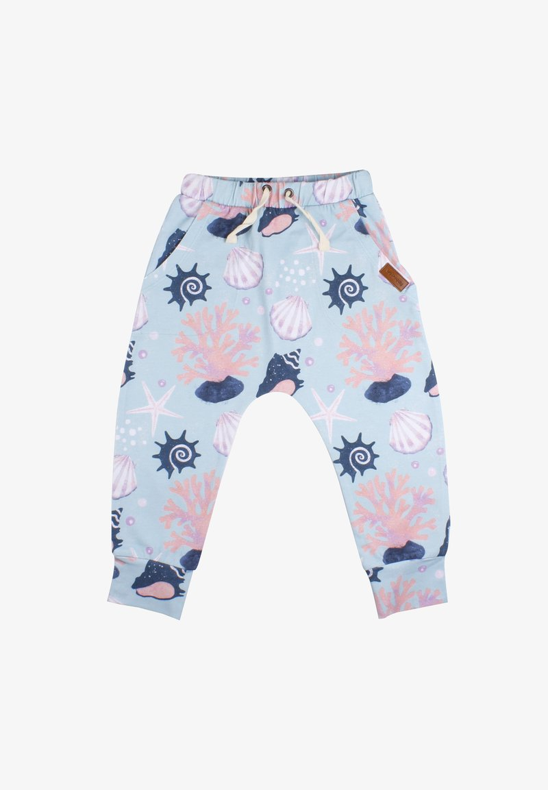 Walkiddy - Tracksuit bottoms - shells pearls