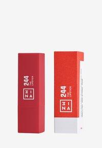 3ina - THE LIPSTICK - Lipstick - 244 vivide true red - 3