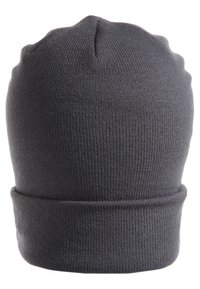 Nike Sportswear - BEANIE - Mössa - dark grey/metallic silver - 4
