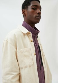 PULL&BEAR - Shirt - beige - 4