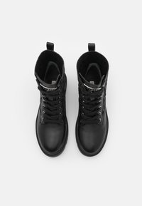 Guess - OLINIA - Lace-up ankle boots - black - 5