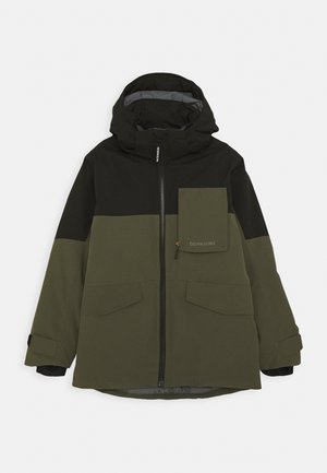 LUKE - Hardshell jacket - fog green