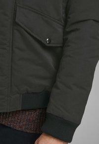 Jack & Jones PREMIUM - Winter jacket - black - 4