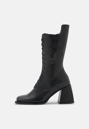SHOES - Veterlaarzen - black