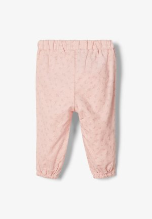 Trousers - peachskin