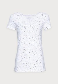 Esprit - COO DANCER - Print T-shirt - white - 4