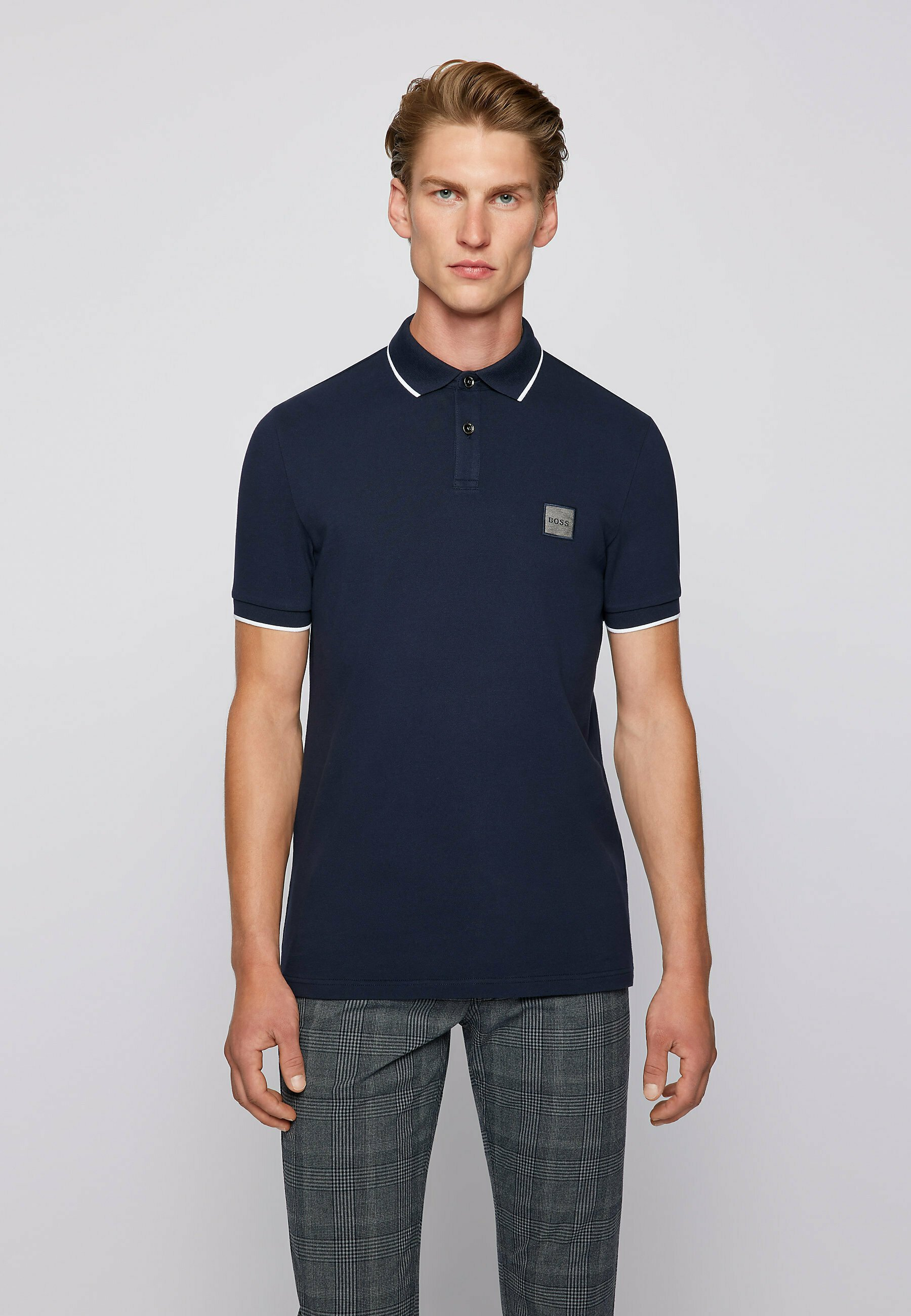 Men PASSERTIP - Polo shirt