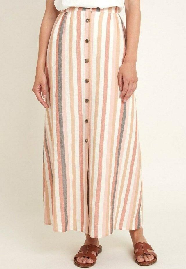 Maxi skirt - rose pâle