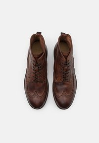 Hudson London - ANDERSON - Lace-up ankle boots - brown - 3