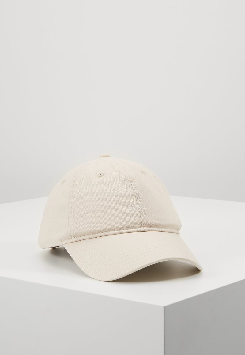 Wood Wood - LOW PROFILE - Cap - off-white
