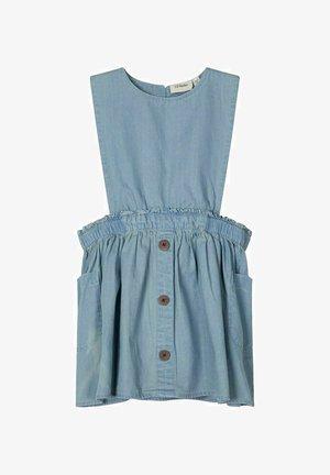 Sukienka jeansowa - light-blue denim