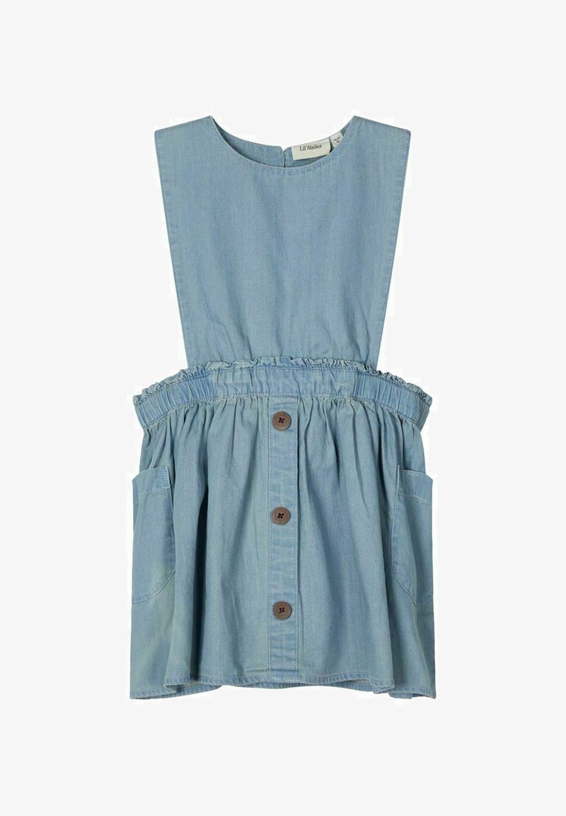 Lil' Atelier - Denim dress - light-blue denim
