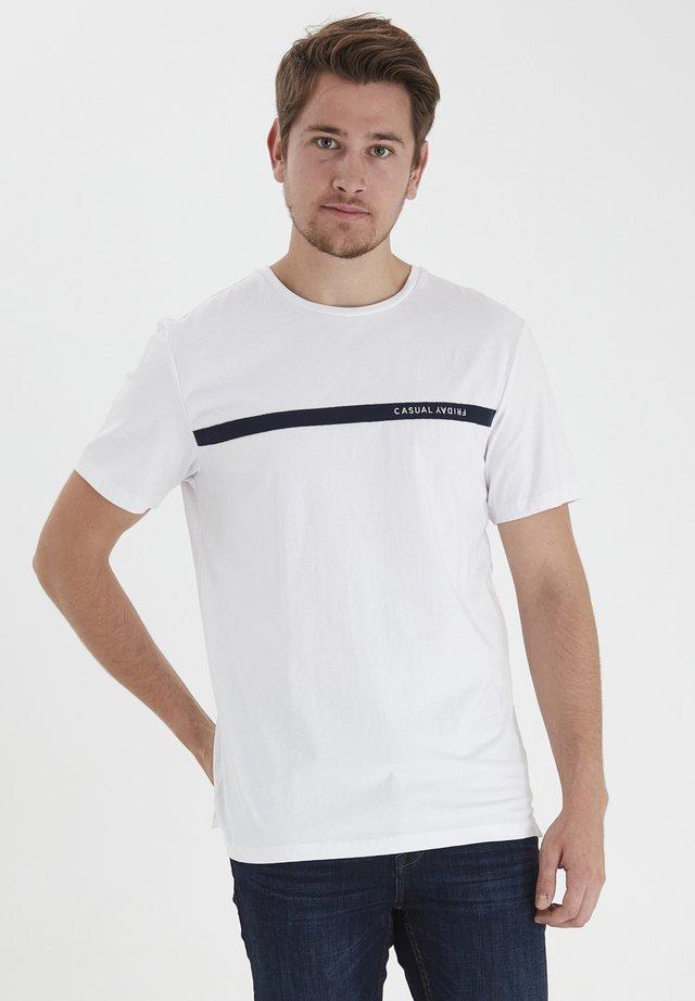 THOR  - Printtipaita - bright white