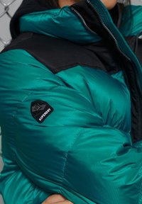 Superdry - Down jacket - tropical green - 2