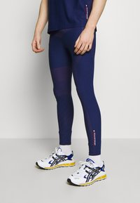 Tommy Sport - LEGGING - Tights - blue - 0