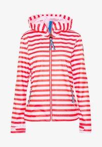 Luhta - ANNIS - Soft shell jacket - hot pink - 4