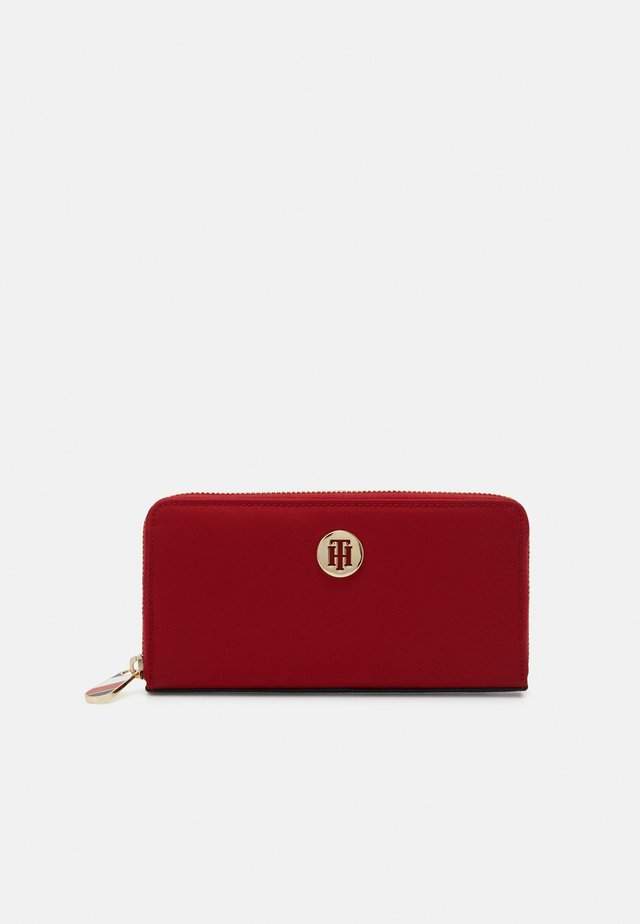 POPPY CORP - Wallet - red
