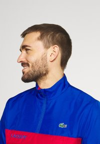 Lacoste Sport - TRACKSUIT - Tracksuit - lazuli/white/ruby - 5