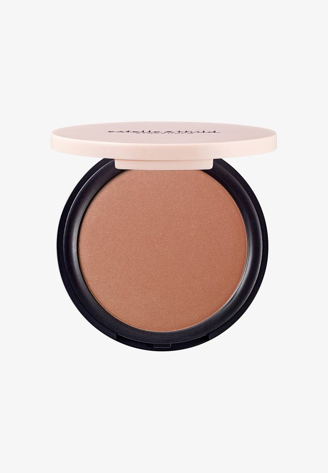 BIOMINERAL FRESH GLOW SATIN BLUSH 10G - Phard - nude sienna