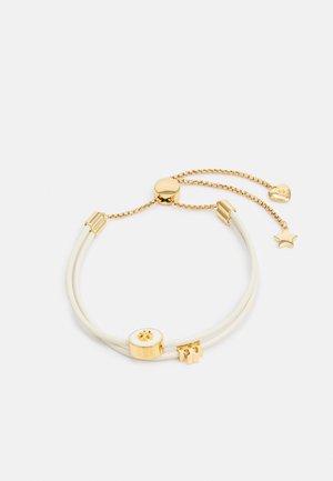 KIRA SLIDER BRACELET - Bracciale - gold-coloured/new ivory