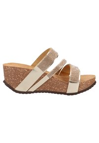 Scapa - Wedge sandals - platin - 5