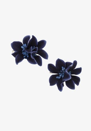 Hair styling accessory - blue
