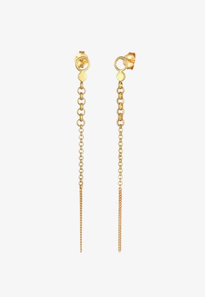 CLASSIC CHIC - Earrings - gold