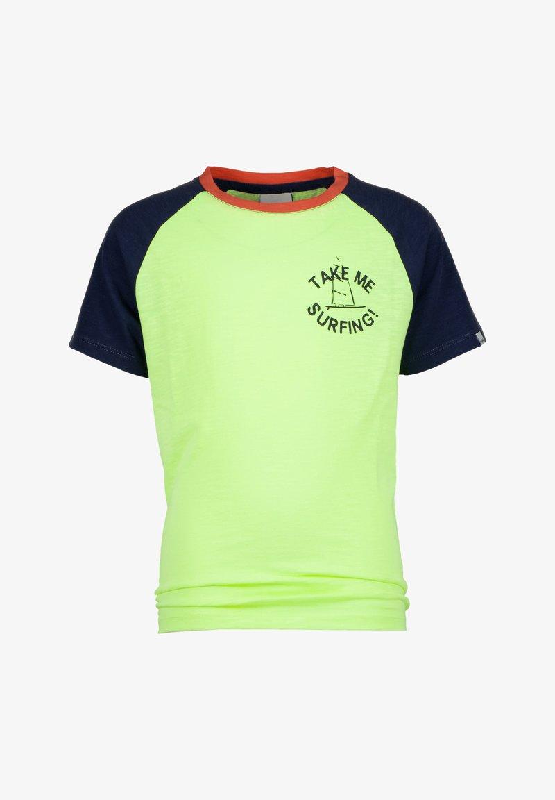 Vingino - Print T-shirt - chill yellow