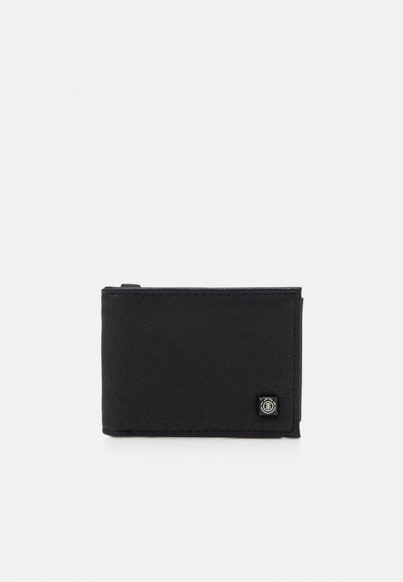 Element - SEGUR WALLET UNISEX - Wallet - flint black