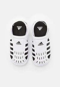 adidas Performance - WATER UNISEX - Sandály do bazénu - footwear white/core black - 3