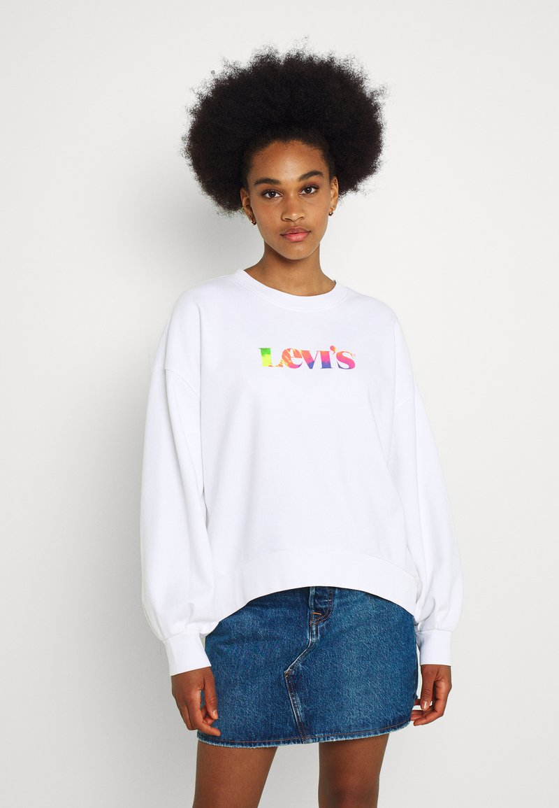 Levi's® - GRAPHIC - Sweatshirt - white