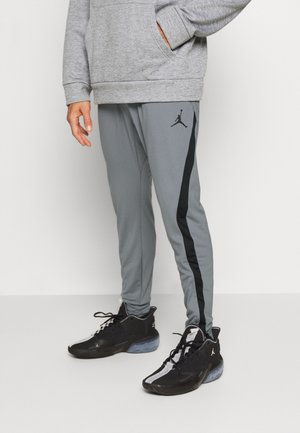 AIR DRY PANT - Pantalones deportivos - carbon heather/black