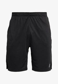 Reebok - TRAINING SHORTS - Sports shorts - black - 3