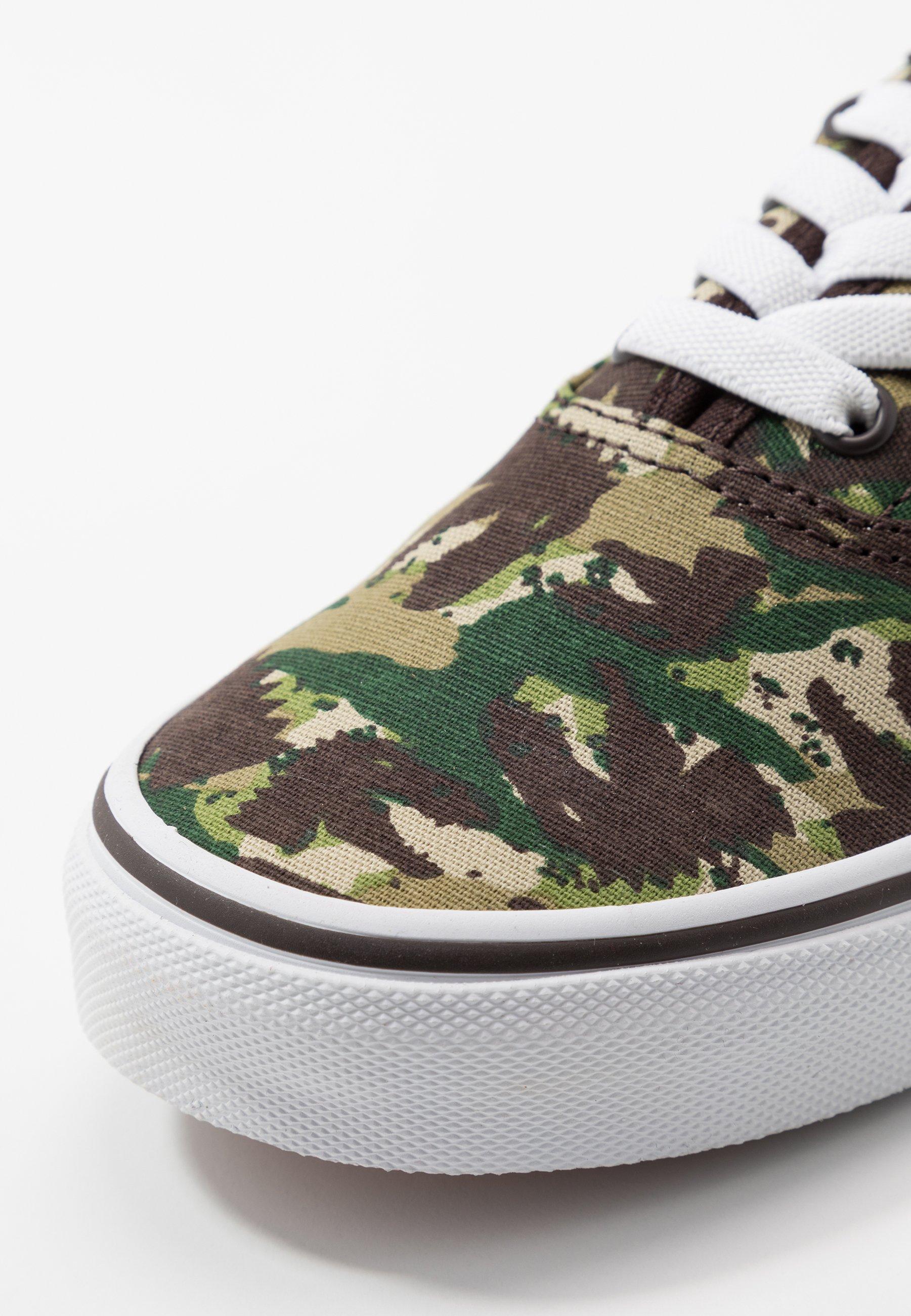 chaussures vans couleur militaire