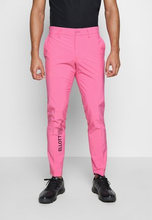 ELLOTT ARCHIVED MICRO STRETCH - Trousers - pop pink