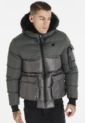 DISTANCE - Winter jacket - steel grey