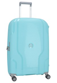 Delsey - CLAVEL  - Wheeled suitcase - blue/grey - 2