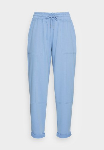 TROUSERS ANAIS - Tracksuit bottoms - belairblue