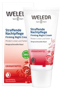 Weleda - POMEGRANATE FIRMING NIGHT CREAM - Night care - - - 1
