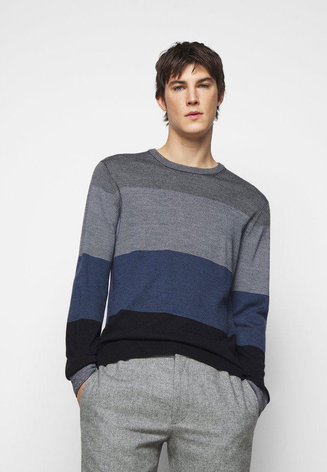 RESPONSIBLE CREW - Pullover - navy