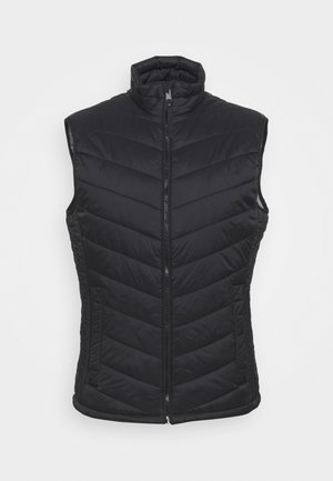 LIGHT WEIGHT - Waistcoat - black