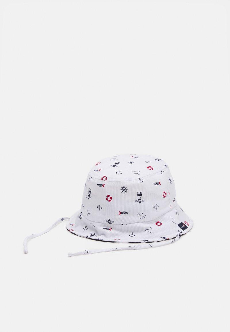 Maximo - MINI UNISEX - Hat - snow/rot/navy