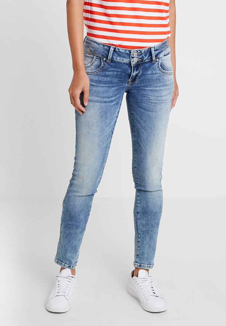 LTB - MOLLY - Slim fit jeans - etu wash