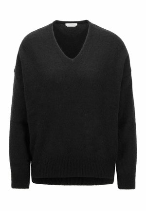 FILLALLON - Pullover - black