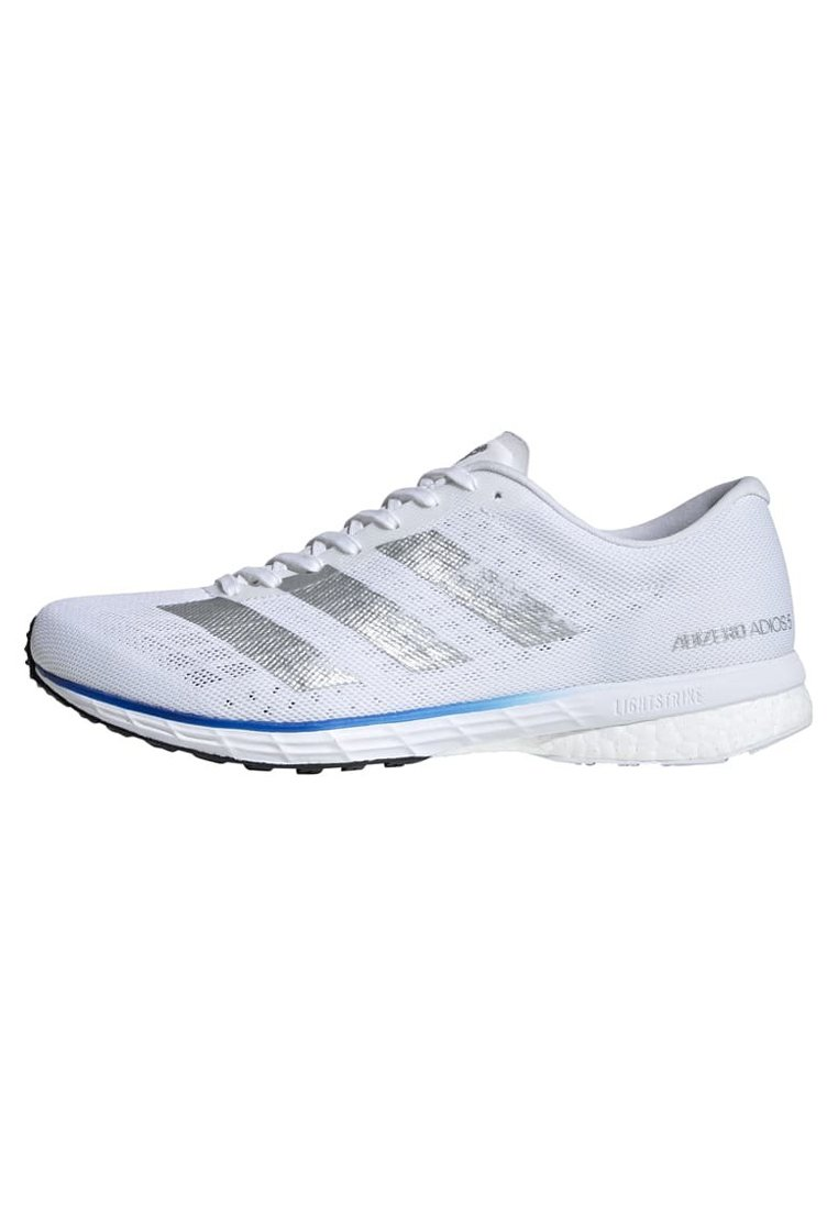 adidas Performance - ADIZERO ADIOS 5 SHOES - Neutral running shoes - white