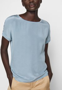 MAX&Co. - CREDERE - Blouse - sky blue - 6